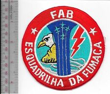 Aerobatic Brazil Air Force FAB Display Team Força Aeréa Escuadrilla da Fumaça