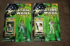 Star Wars - Power of the Jedi (POTJ) - Action Figure - Leia Organa LOT 2