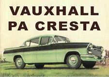 Vauxhall Cresta PA Carpet Set Victor Velox - Deep Pile Latex Backed