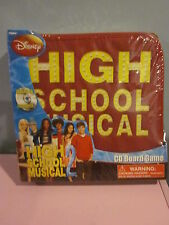 High School Musical 2 CD Board Game Disney Sealed