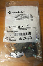 Allen-Bradley 800F-MN3GX11 LED/Contact Modules With Latch Green