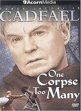 Cadfael Series 1: One Corpse Too Many (DVD, 2004) Derek Jacobi