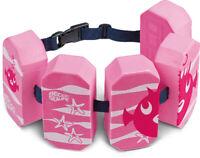 BECO Beermann GmbH & Co. KG Schwimmgürtel 5Pads Sealife pink, 2-6