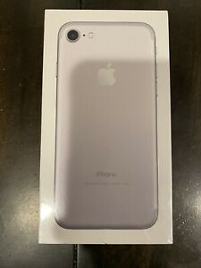 Apple iPhone 7 32GB  New Smartphone, Silver, Prepaid Verizon - Sealed New