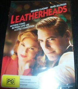 Leatherheads / Leather Heads (George Clooney) (Australia Region 4) DVD - New