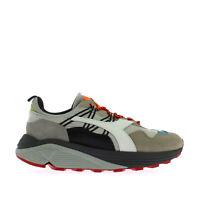 Diadora Heritage Rave Nylon Sneaker Uomo 201.175448 75041 Grigio Roccia