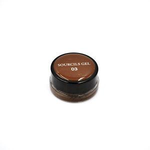 Lancome Gel Sourcils Waterproof Eyebrow Gel Cream 03 Taupe 0.17oz