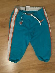 Frank Gore Miami Dolphins 2018 Game Used Issued  Pants