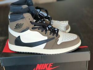 Nike air jordan 1 travis scott