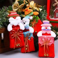 Christmas Decor Kid Gift Bag Christmas Tree Pendant Christmas Storage Gift Bag