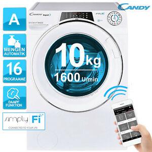 Candy Waschmaschine 10KG  EEK A  RO16106DWMCE/1-S RapidÓ