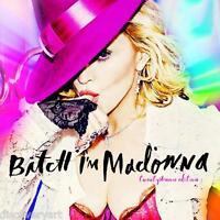 Bitch Im Madonna 2015 Stretched Canvas Album Wall Art Poster Print Music