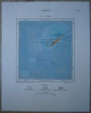 1891 Perron map BERMUDA (#184)