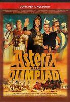 ASTERIX ALLE OLIMPIADI (2008) un film di Thomas Langmann DVD EX NOLEGGIO WARNER