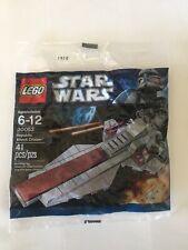 lego Mini Republic Attack Cruiser 30053