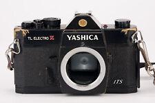 Yashica TL-Electro X TL Electro X Gehäuse Body Spiegelreflexkamera SLR Kamera