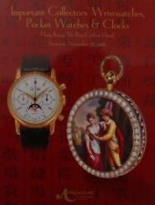 CATALOGUE DE VENTE : MONTRE (Bovet,Breguet,Patek,horloge,watch,guide de prix)