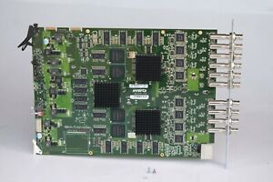 Evertz 3001MVP-OV-HSN HD/SD/Analog Octal Input Card, Includes Backpane