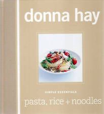 NEW Simple Essentials: Pasta Rice and Noodles by Donna Hay