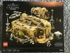 Lego Star Wars Mos Eisley Cantina 75290  Brand New.