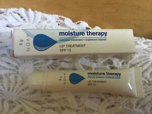 AVON MOISTURE THERAPY LIP TREATMENT SPF 15
