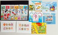 ROMANIA 1992-94 OLYMPICS XF Cpl. MNH** Sets + Sheets Sport Stamps Jeux-Olympique