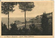 200139 FOGGIA VICO DEL GARGANO Fr. SAN MENAIO - HOTEL BELLARIVA Cartolina