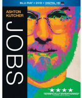 Jobs [New Blu-ray] With DVD, UV/HD Digital Copy, 2 Pack, Slipsleeve Packaging,