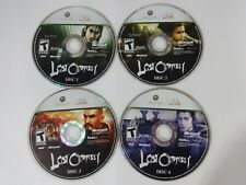 Lost Odyssey (4 Discs) Microsoft Xbox 360 Game Disc Only Free Ship