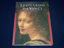 Leonardo da Vinci by Jack Wasserman (1984, Hardcover) - I 323