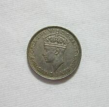 BRITISH WEST AFRICA. 3 PENCE, 1938 KN. KING GEORGE VI.