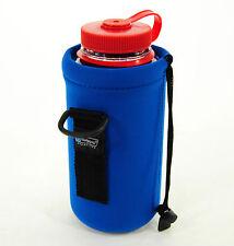NALGENE Cool Stuff Neoprene Bottle Insulation Sleeve Blue