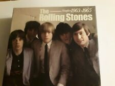 ROLLING STONES SINGLES 1963-1965 CD BOX SET 12 DISCS +BOOKLET+3 CARDS