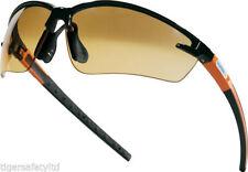 Gradient Lens Metal & Plastic 100% UV400 Sunglasses for Men