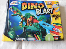 Grafix  Dino Blast Model Kit - real wood model