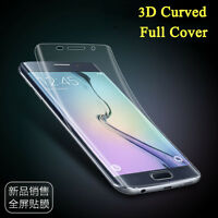 Soft Screen Protector Film For Samsung Galaxy Note 9 8 FE S6 S7 edge S8 S9 Plus