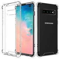 For Samsung Galaxy S10 Plus/S10e/S10 Ultra Thin Crystal Clear Hard Phone Case