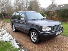 Land rover Range rover P38 2.5 DHSE Automatic spares/repairs