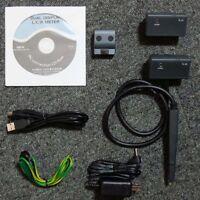 DER EE TL-21 TL-22 TL-23 AC Adapter. USB PC link SET for DE-5000 F/S