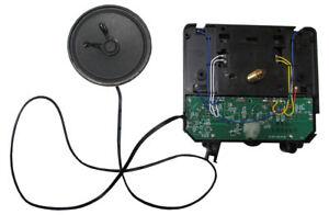 NEW Complete Triple Chime Pendulum Movement Set - Speaker needs Soldering