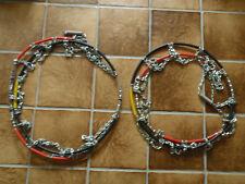 Milz-Ringketten (Schneeketten) für 145/70-13 und weitere Größen siehe Bilder.