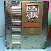 The Legend of Zelda (Nintendo Entertainment System, 1987) Cartridge Only Nes
