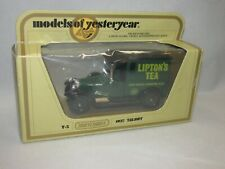 New!! Matchbox 1927 Talbot * Lipton's Tea * Models of Yesteryear * FREE SHIPPING
