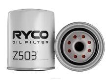 Ryco Oil Filter Z503 FOR Nissan Navara D21 D22 2.7L 3.2L PATROL 4.2L BOX OF 6