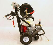Honda Gx 200 Petrol pressure washer jetwasher Model Gx 200 ar 200-12 - Hose reel