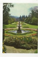 Ascott Dutch Garden Wing Buckinghamshire Postcard 671a