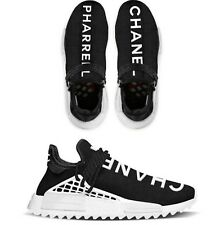 DEADSTOCK - CHANEL - ADIDAS - PHARRELL - HUMAN RACES - SIZE 8.5