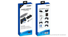 Dobe PS4 Pro Super Game Kit - Charging Dock / PS4 Pro Vertical Stand / Headphone