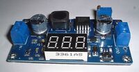 Step up boost Adjustable Power Supply Module with display 1.5V-35V out UK Seller