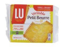 Lot Revendeur de 264 Véritable Petit Beurre 11 x 24, 22 sachets fraicheur, Lu